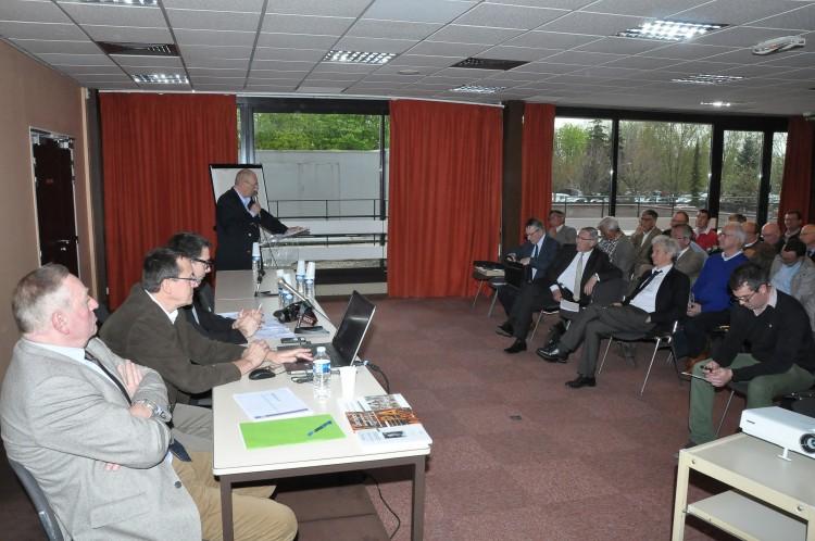 Conférence-débat à la Maison des Agriculteurs